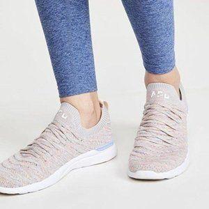 APL Techloom Wave Sneaker in Pastel Melange White